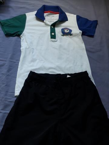 Camiseta tiggor e tactel
