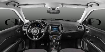 JEEP COMPASS 2019/2019 2.0 16V FLEX LONGITUDE AUTOMÁTICO - Foto 2