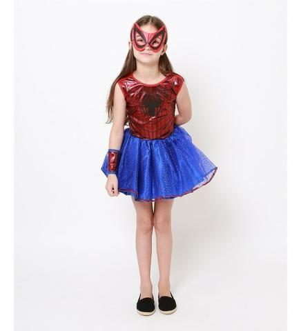 Fantasia Mulher Aranha