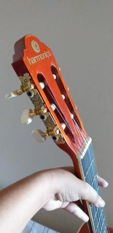 Violão Harmonics iniciante - Foto 4