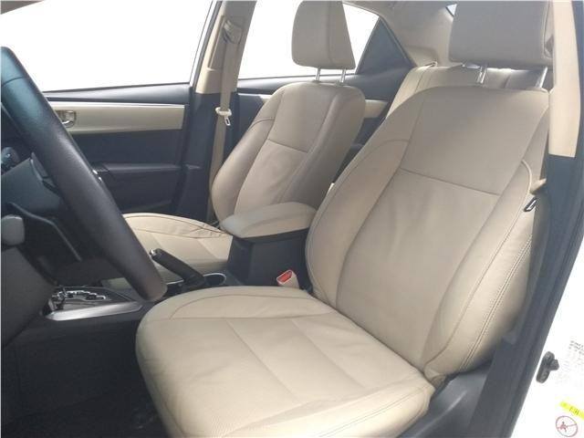 Toyota Corolla 2.0 altis 16v flex 4p automático - Foto 9