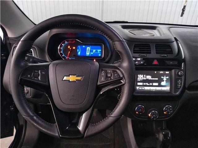 Chevrolet Cobalt 1.8 mpfi ltz 8v flex 4p automático - Foto 13