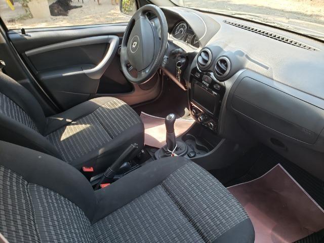 Renault Sandero expression 1.6 completo,pra vender logo!!! - Foto 7