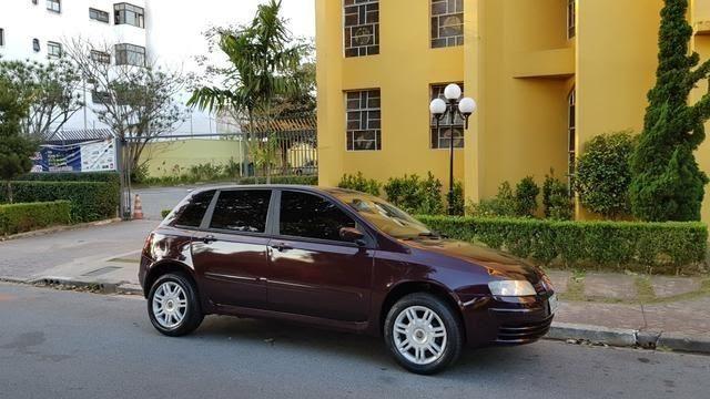 Fiat Stilo 1.8 8v Motor Chevrolet 2003 Bancos em Couro - Foto 4