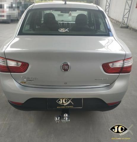 Fiat - Grand Siena Attractive 1.4 Flex Completo - 2013/2013 - Foto 3