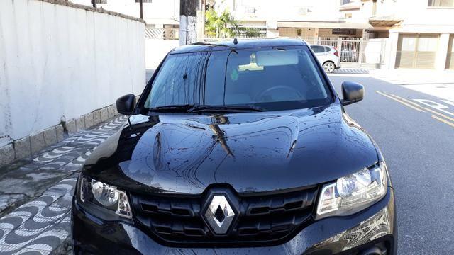 Renault Kwid Life 1.0 Flex 12v, 5 portas - Foto 2
