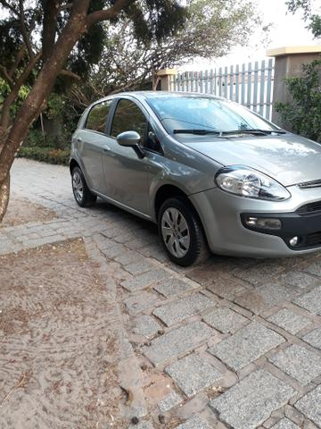Fiat Punto Attractive 1.4 8V 2015 IMPECÁVEL! - Foto 7