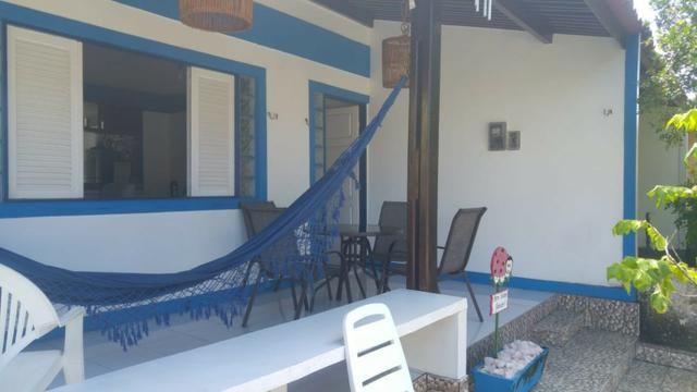 Vendo excelente casa, na beira-mar, mobiliada, em condomínio, na Praia de Itapoama - Foto 3