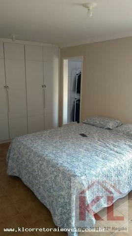 Linda casa, 3 quartos(2 suites), cerca e portão eletrônico, próx. a Leroy Merlin - Foto 8