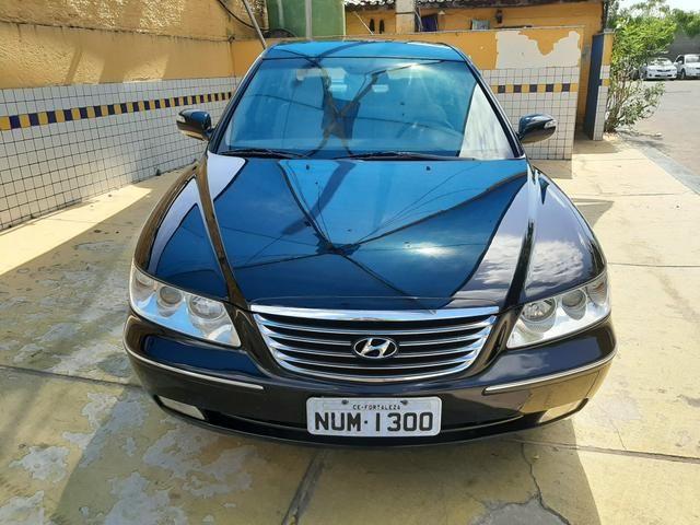 Hyundai azera aut 2010 impecável oportunidade única 26.900 sem entrada - Foto 4