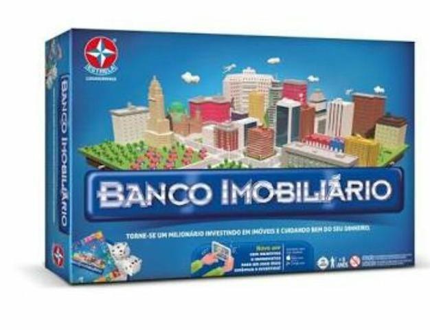 Banco imobiliária novo