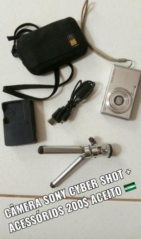 Cyber Shot SONY (baixei 180$) - Foto 2