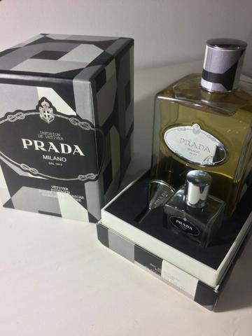 Perfume Prada Infusion Vetiver 400ml