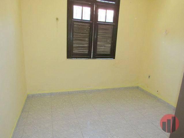 Casa para alugar, 100 m² por R$ 850,00 - Benfica - Fortaleza/CE - Foto 5