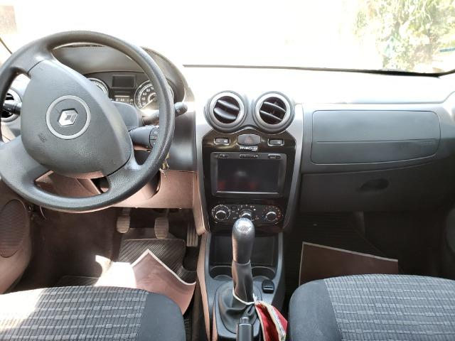 Renault Sandero expression 1.6 completo,pra vender logo!!! - Foto 5