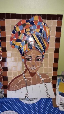 Lindos mosaicos cerâmicos - Foto 2