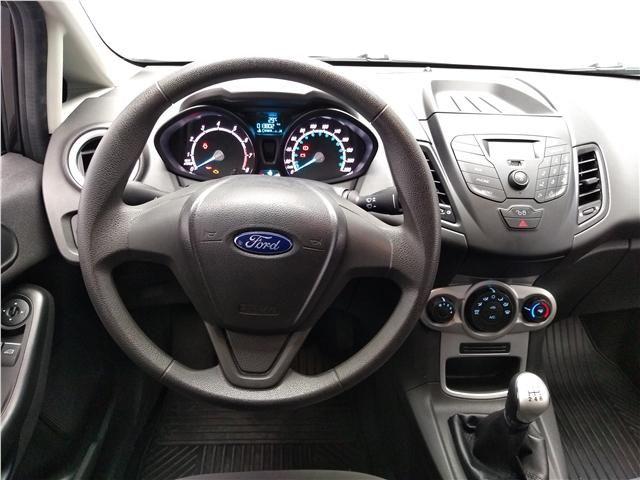 Ford Fiesta 1.6 se hatch 16v flex 4p manual - Foto 13