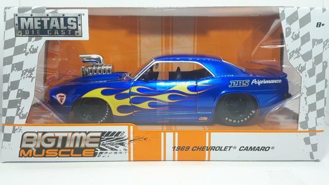 Miniatura Chevrolet Camaro