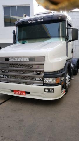 Scania 124G. 360 (Jacare) - Foto 7