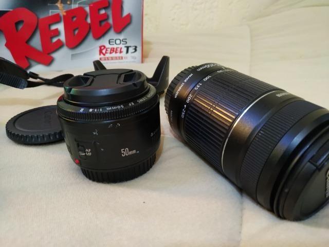 Camera dslr Canon t3 - Foto 4