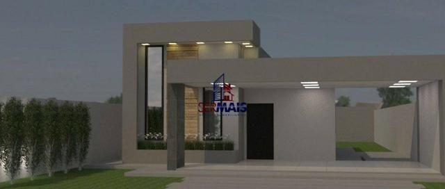 Excelente casa a venda localizada no loteamento cidade jardim na cidade de Ji-Paraná/RO
