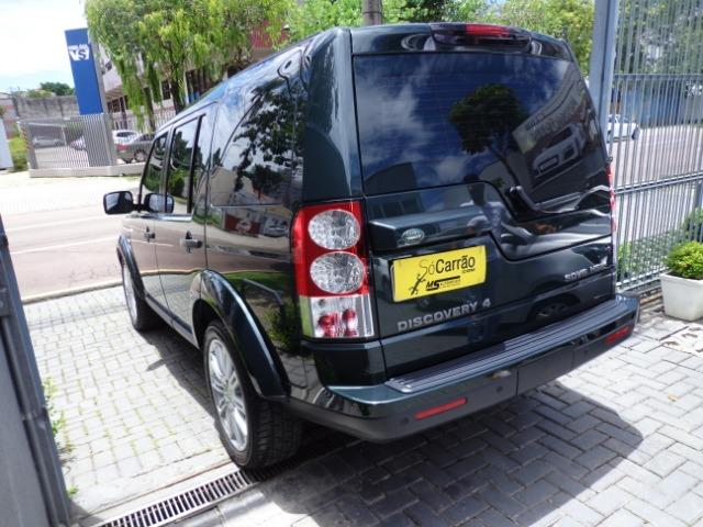 Oportunidade Land Rover Discovery4 3.0 hse Blindado - Foto 4