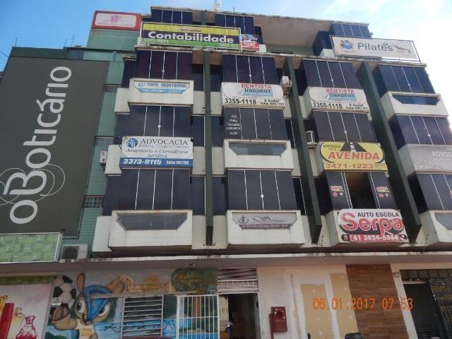Salas comerciais em Ceilândia a partir de R$ 500,00