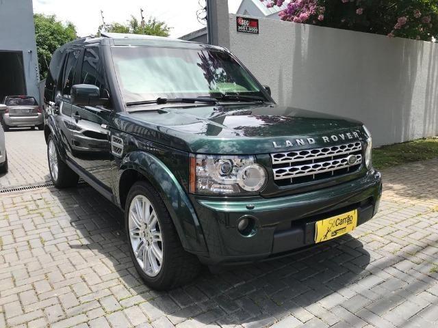 Oportunidade Land Rover Discovery4 3.0 hse Blindado - Foto 14