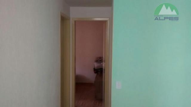 Apartamento residencial à venda, sítio cercado, curitiba. - Foto 12