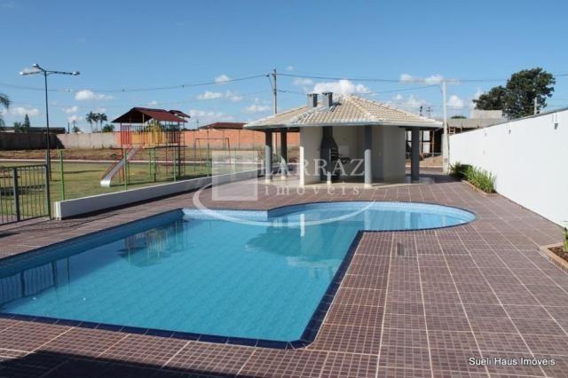 Excelente lote para venda em brodowski no condominio veneza, 300 m2 medindo 12 x 25 m, por - Foto 3