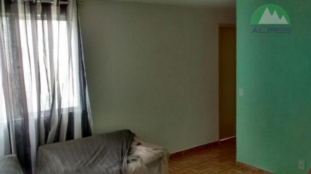 Apartamento residencial à venda, sítio cercado, curitiba. - Foto 6