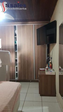 Casa à venda com 3 dormitórios em Samambaia, Brasília cod:CA00188 - Foto 8