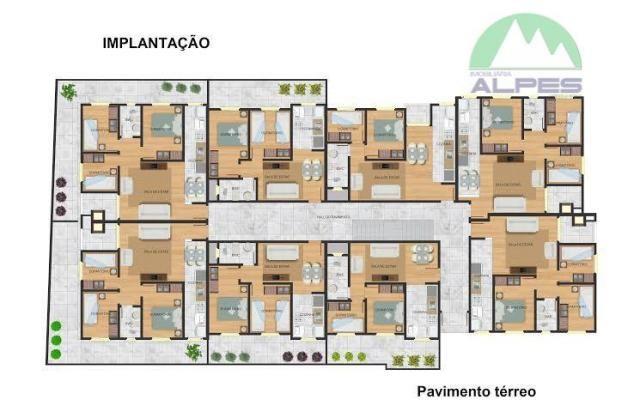 Apartamento residencial à venda, colônia murici, são josé dos pinhais. - Foto 17