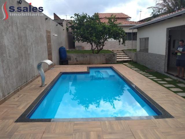 Casa à venda com 3 dormitórios em Setor habitacional vicente pires, Brasília cod:CA00203 - Foto 13