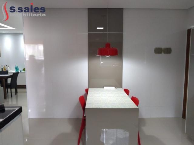 Casa à venda com 3 dormitórios em Setor habitacional vicente pires, Brasília cod:CA00203 - Foto 5