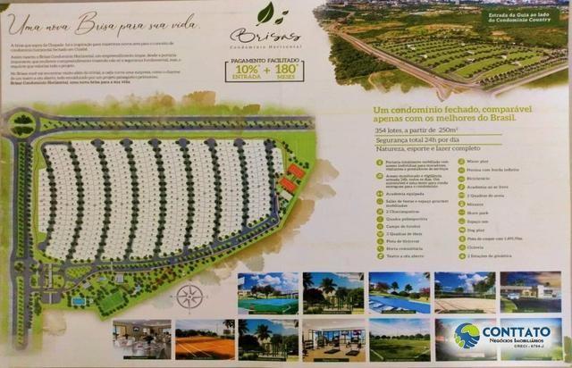 Condomínio de terrenos ao ld dos florais de Cuiaba apenas 170 mil - Foto 3