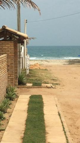 Excelente casa na praia da tabuba do morro branco Beberibe alugo 900 reais - Foto 17