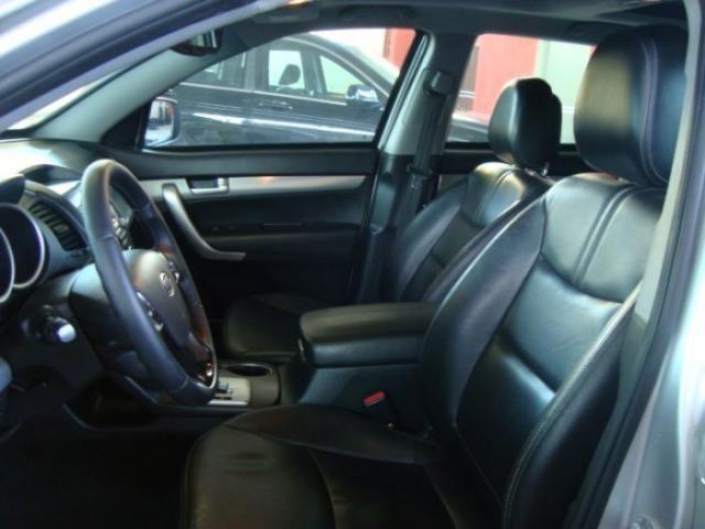Kia sorento 2011 blindado 3.5 v6 4x4 top (85) 99905-7907 - Foto 4
