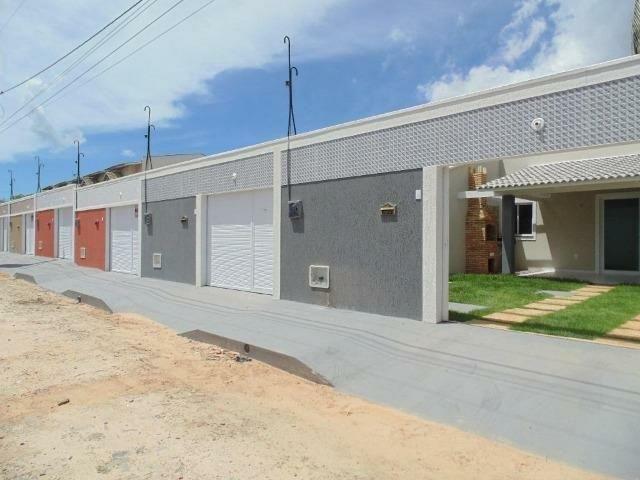 Casas planas com 3 suítes 3 vagas próximo do shopping do Eusébio