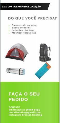f2d777c4a R  20 - Locação equipamento de trekking e camping - Serviços - Sítio ...