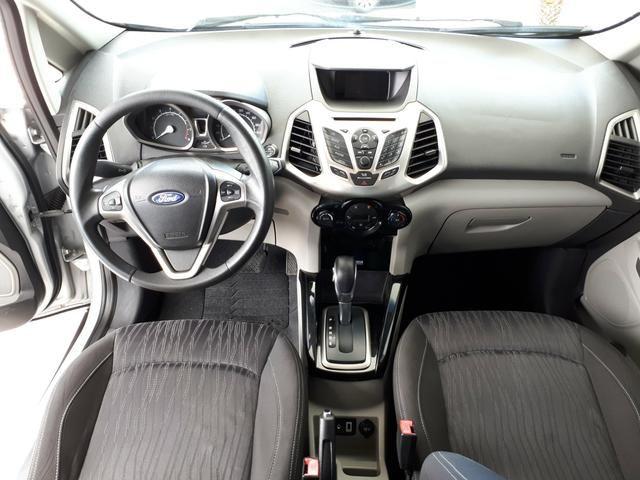 Ford Ecosport titanium 2.0 autom. 2013 completo - Foto 7