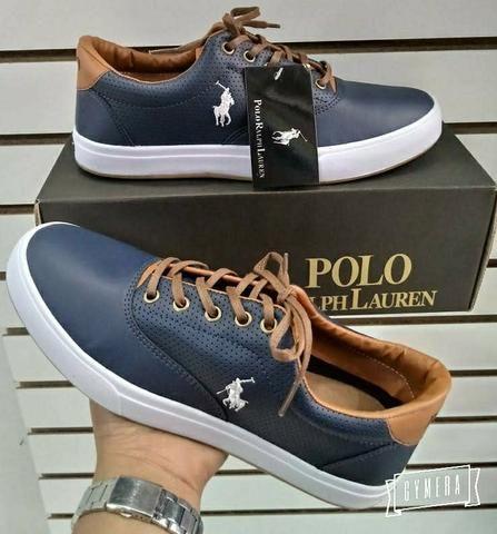33b6078bbfbf0 Sapatenis Polo Ralph Lauren Entrega Gratis - Roupas e calçados ...