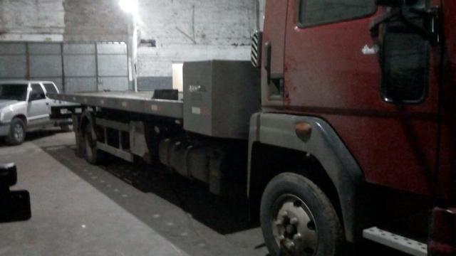 Plataforma hidraulica 7,8 mts usada - Foto 4
