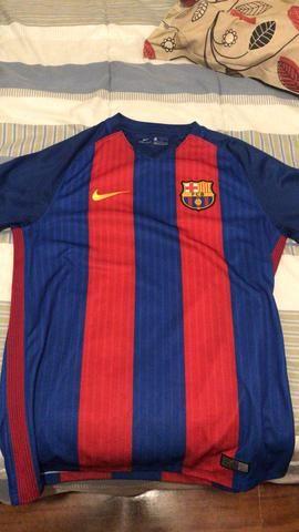 35bfc22ef0 Camisa do Barcelona NIKE original tam M - Roupas e calçados - Comasa ...