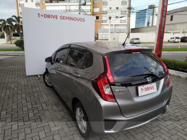 HONDA FIT 2014/2015 1.5 LX 16V FLEX 4P AUTOMÁTICO - Foto 5