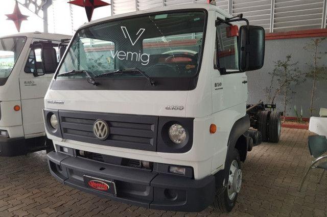 Volkswagen 8.160 Delivery 2014 Chassi