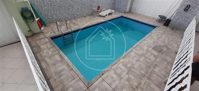 Casa à venda com 4 dormitórios em Taquara, Rio de janeiro cod:885867
