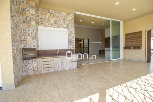 Casa com 4 dormitórios à venda, 375 m² por R$ 2.100.000,00 - Jardins Lisboa - Goiânia/GO - Foto 2