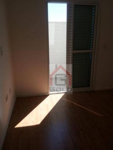 Apartamento com 2 dormitórios à venda, 55 m² por R$ 320.000 - Utinga - Santo André/SP - Foto 10