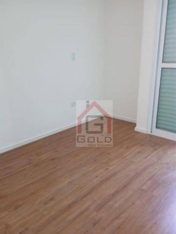 Apartamento com 2 dormitórios à venda, 55 m² por R$ 320.000 - Utinga - Santo André/SP - Foto 9